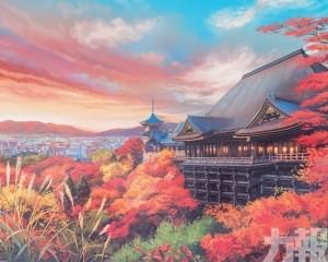 超唯美日本風景月曆下載