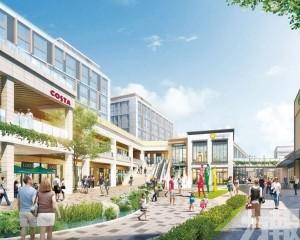預告將興建「環球100澳門街」