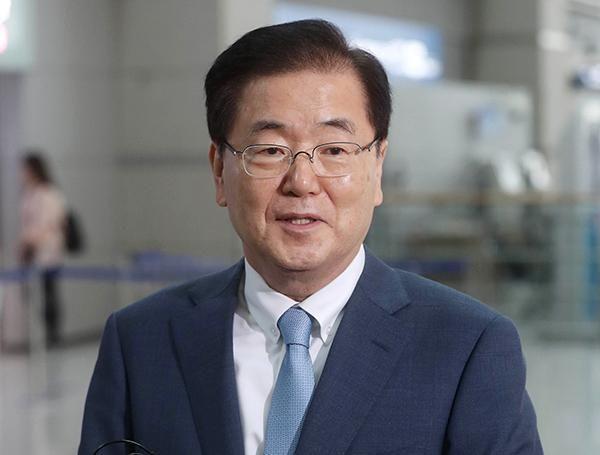 楊潔篪下周訪韓晤鄭義溶
