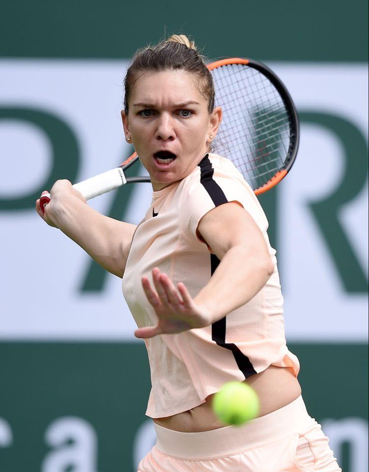 夏莉比晉印弟安網賽八強