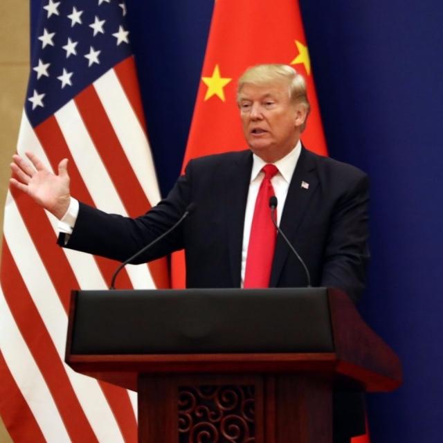 特朗普稱不會怪責中國