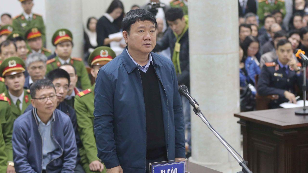 越共前高層丁羅升涉貪判囚13年