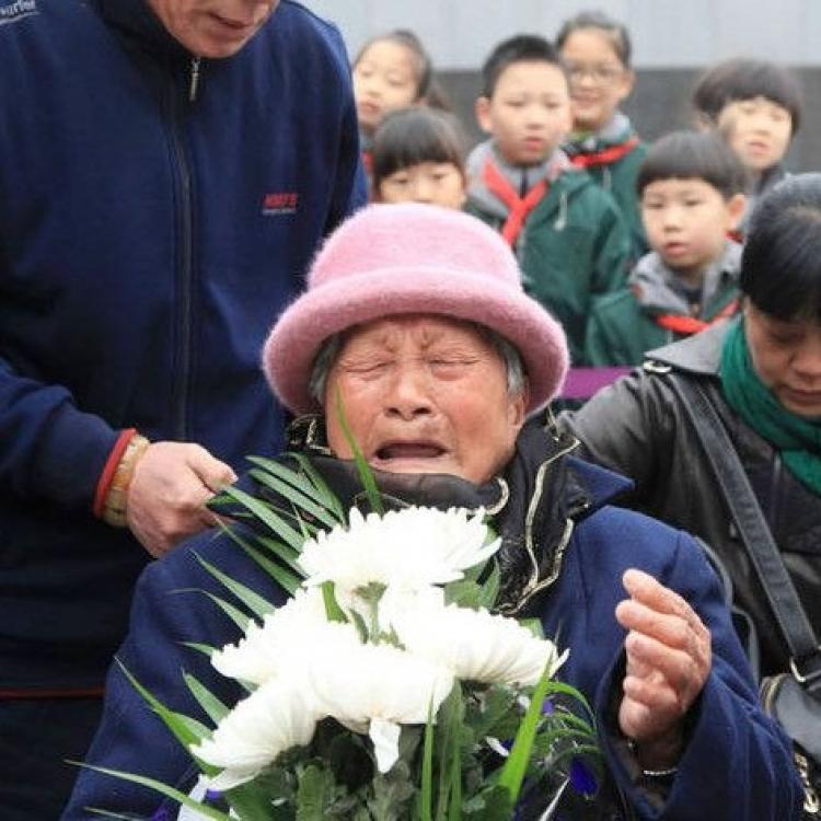 南京大屠殺倖存者離世 終年88歲