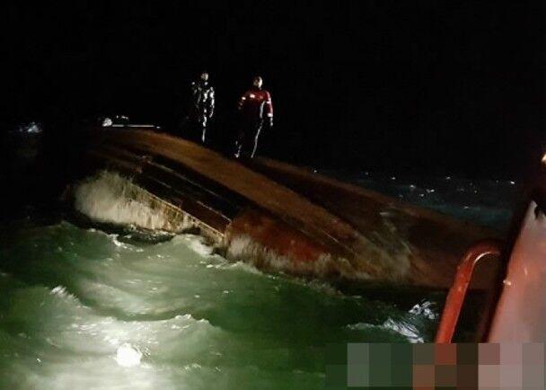 韓國尋獲三遇難者遺體